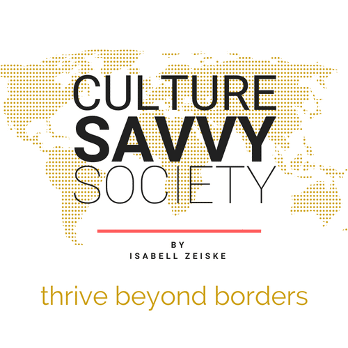 logo CULTURE SAVVY SOCIETY by Isabell Zeiske - Culture Savvy Society - culture, international joint venture, intercultural management, cross-cultural management, Kultur, Kulturmanagement, cross-cultural leadership, intercultural leadership, corporate culture, Unternehmenskultur, corporate social responsibility